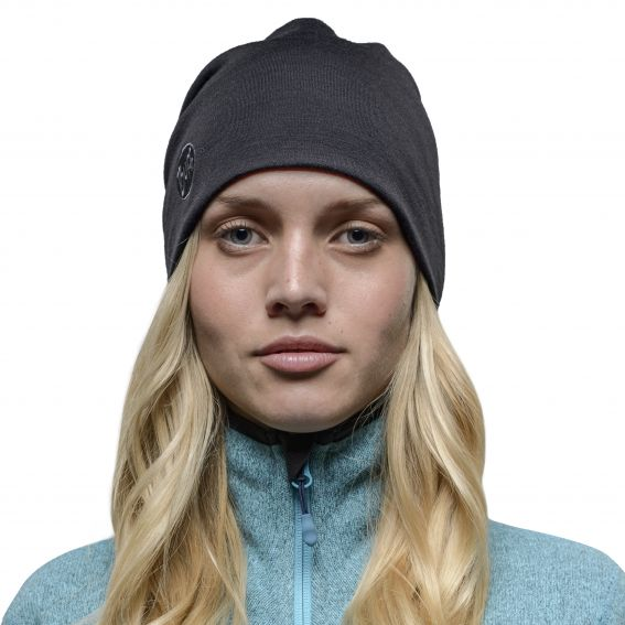 Buff - HEAVY MERINO WOOL LOOSE HAT