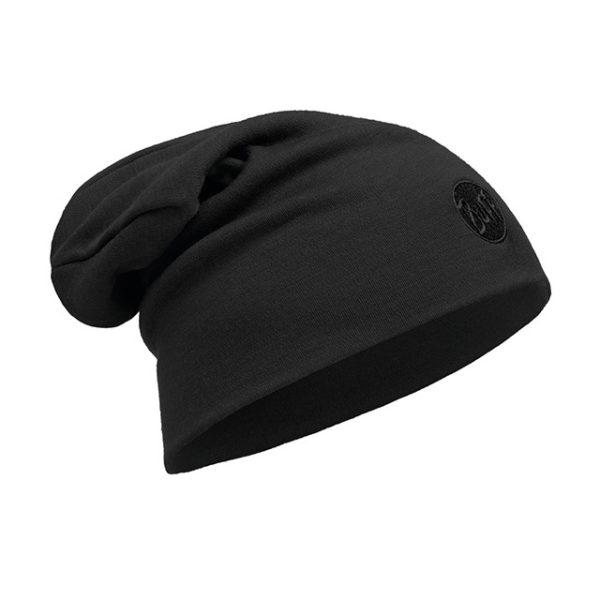heavy merino loose hat buff