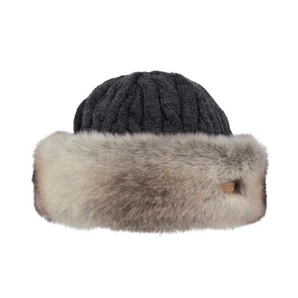 Barts - Cappello Donna FUR CABLE BANDHAT