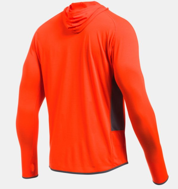 Under Armour Felpa con cappuccio Uomo Threadborne™ Streaker Run