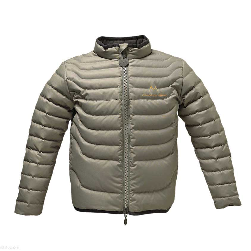 size 40 10f3d 5b93a Mountain Affair Piumino Bambino K'S SNOWDON