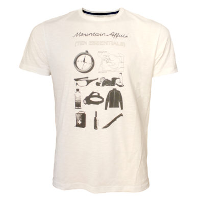 Mountain Affair T-Shirt Uomo M'S TOOLS
