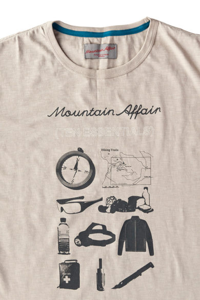 Mountain Affair T-Shirt Uomo M'S TOOLS
