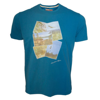 Mountain Affair T-Shirt Uomo M'S CARTOLINE