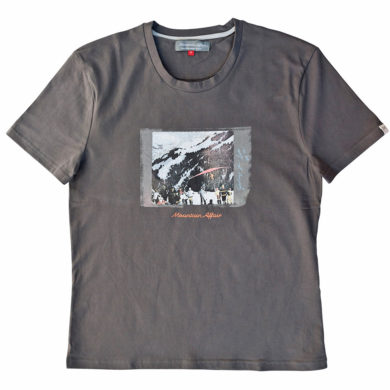 Mountain Affair T-Shirt Uomo M'S NUPTSE