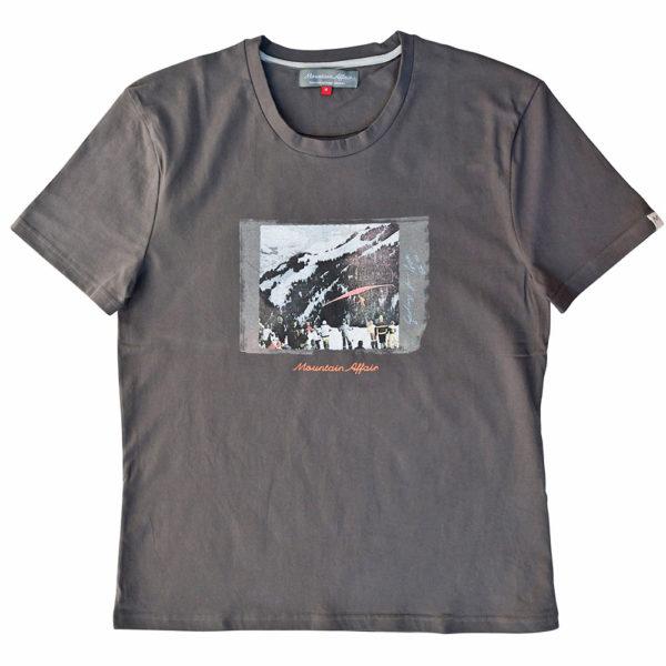 Mountain Affair T-Shirt Uomo M'S NUPTSE