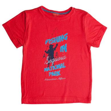 Mountain Affair T-Shirt Bambino K'S VOSTOK