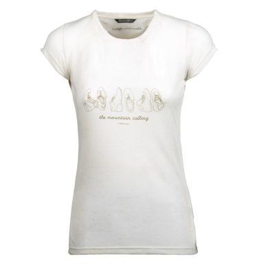 Mountain Affair T-Shirt Donna W'S KUNA