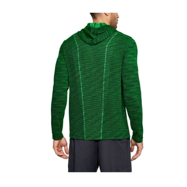 Under Armour Felpa con cappuccio Uomo UA Threadborne Seamless