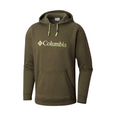 COLUMBIA Felpa con cappuccio uomo CSC BASIC LOGO II