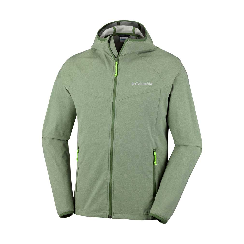 finest selection 0f65f 9a8fd COLUMBIA giacca softshell uomo HEATHER CANYON