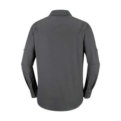 COLUMBIA camicia a maniche lunghe uomo SILVER RIDGE II