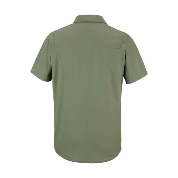 COLUMBIA camicia uomo a maniche corte SILVER RIDGE II