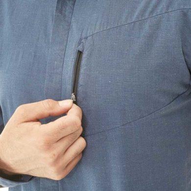 Millet Camicia a maniche lunghe Uomo BELCHIOR LS
