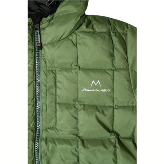 Mountain Affair Piumino Uomo Reversibile M'S K12