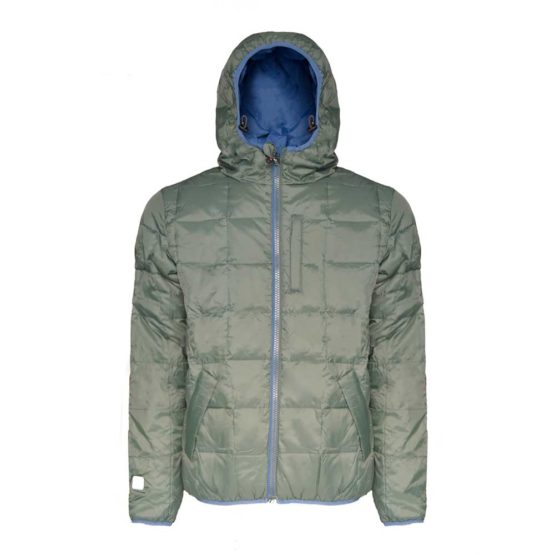 Mountain Affair Piumino Uomo Reversibile M'S K12